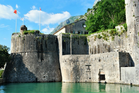 Kotor Walled Village, Croatia njcharters.com