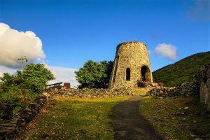 Ruins of Annaberg Plantation, St John, USVI, njcharters.com