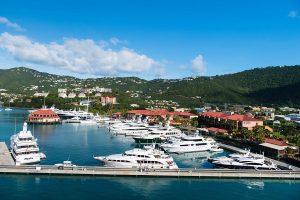 Charlotte Amalie St Thomas USVI yacht charter njcharters.com