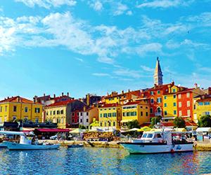 Rovinj, Croatia to Kotor, Montenegro with Scuba Diving